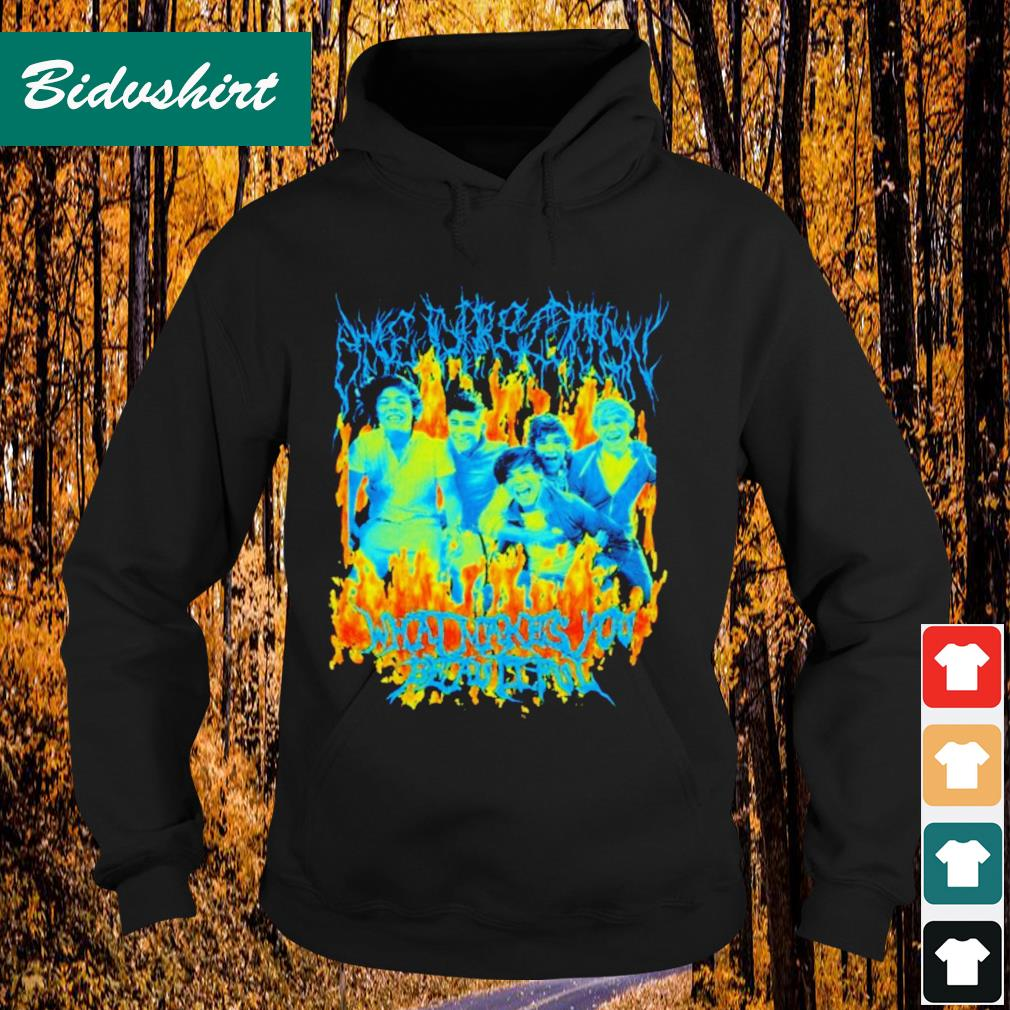 Heavy Metal Direction what makes you beautiful Hoodie