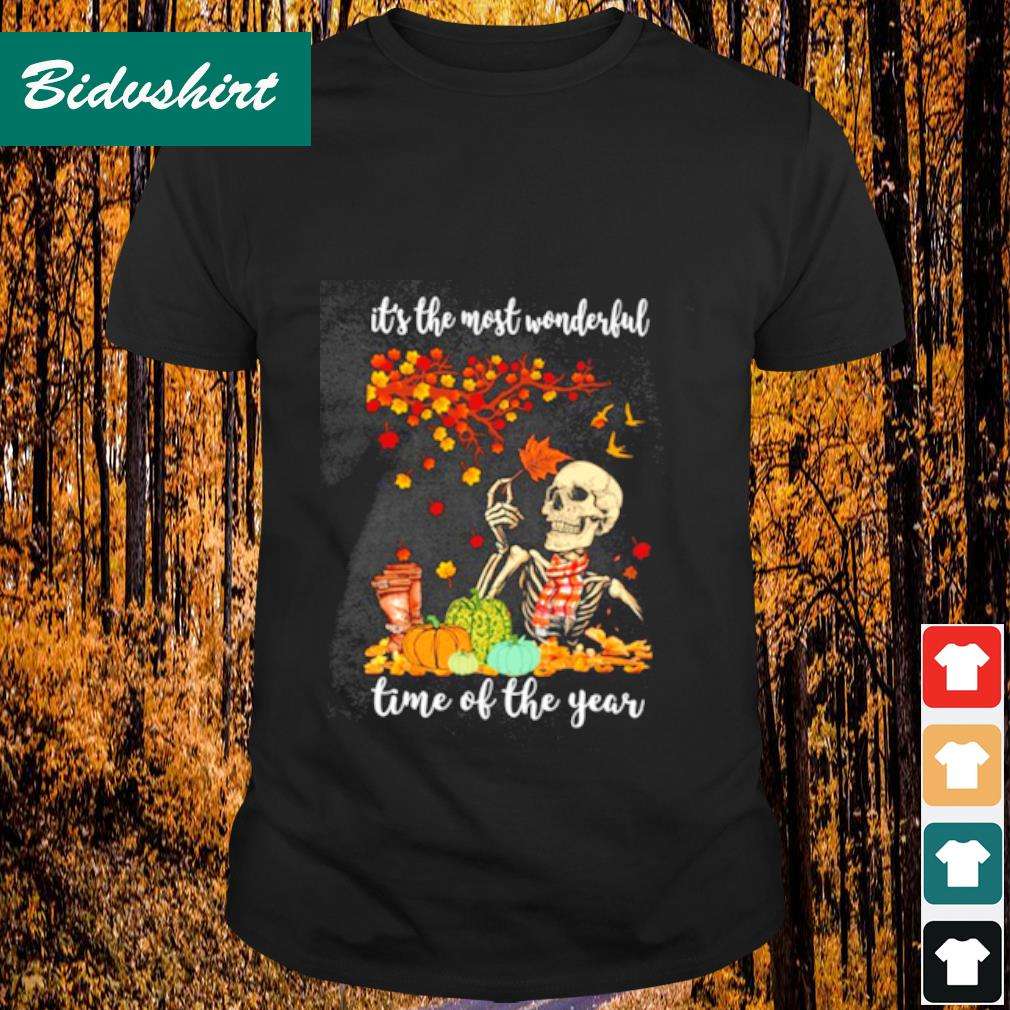 It's the most wonderful time of the years shirt