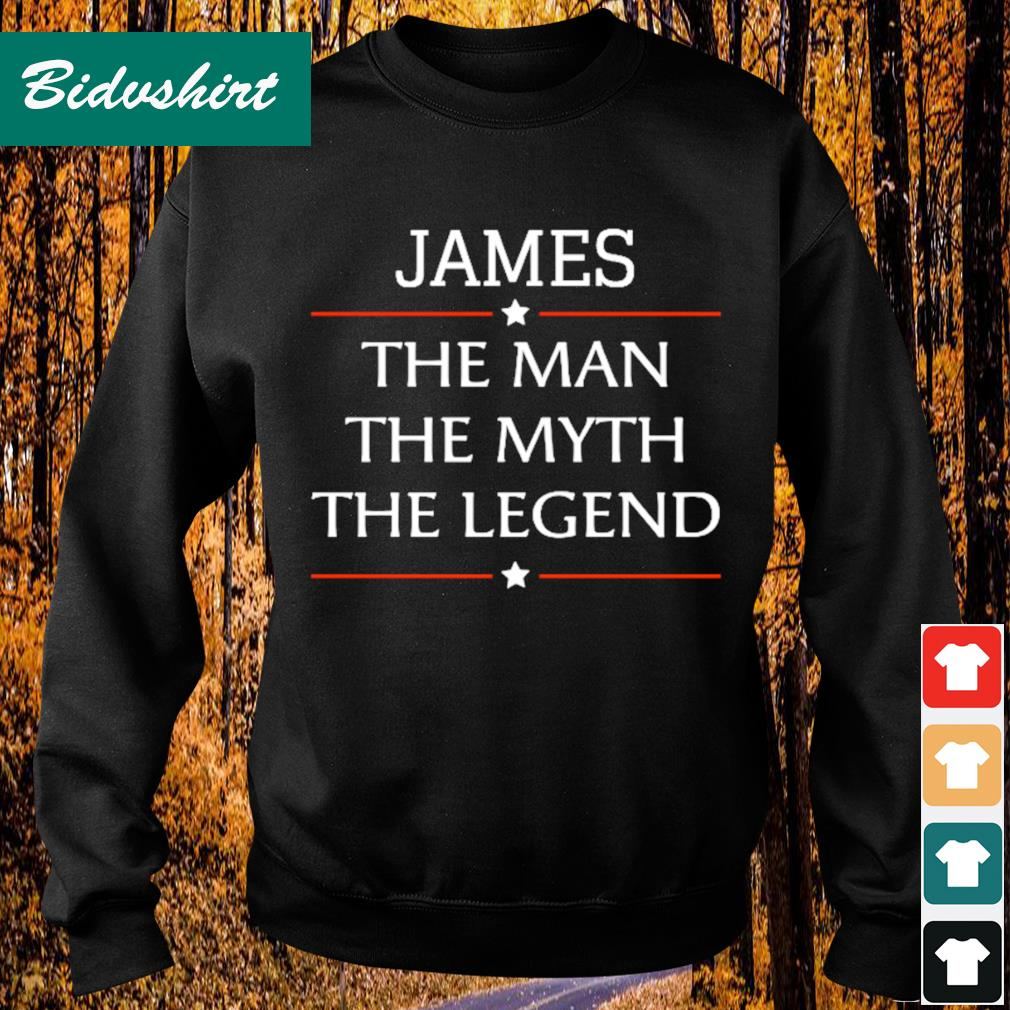 James the man the myth the legend s Sweater