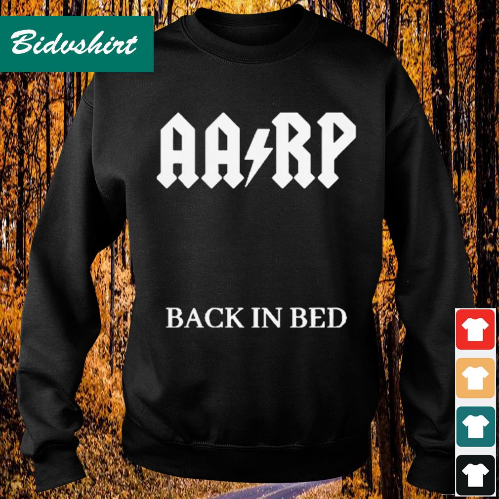 Official AARP back in bed s Sweater